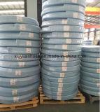 Double boyau en caoutchouc hydraulique renforcé SAE100r2-10 de fil d'acier