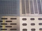 고품질 ISO 9001 증명서를 가진 관통되는 금속 메시