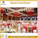 卸し売り結婚式のホテルのための白いスパンデックスの椅子カバー