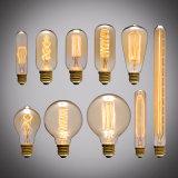 Bulbo C35 E14 E12 E27 4W del filamento del LED