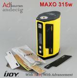 2016 primo MOD ad alto rendimento di Ijoy Maxo 315W di wattaggio del MOD 315W della casella del quadrato 18650 di originale