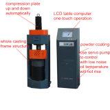 Machine de test servo complètement automatique de compactage de pompe de Yf