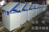 Refrigerador solar da bateria do compressor do congelador 12V24V48V da caixa de Purswave Sc/SD-218 218L