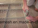 Treillis métallique de poulet de Sailin de bâti en bois