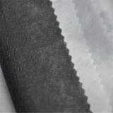 Vestuário Double Dotted Polyester Nonwoven Fusible Interlining for Suits