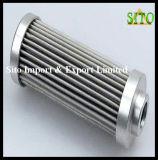 Acero inoxidable 316 plisado filtro de malla de filtro
