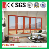 Afrika-heißes Verkaufs-Aluminiumlegierung-Flügelfenster-Fenster