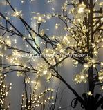 Decorações funcionais da árvore de Natal da decoração do diodo emissor de luz multi