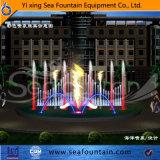 Fontaine extérieure de musique de syndicat de prix ferme avec la boucle d'incendie