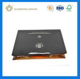 Sacco di carta di lusso con il marchio su ordinazione (laminazione lucida)