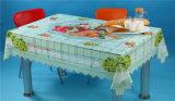 Atacado China Factory de alta qualidade todo em um design independente (TZ-0005) Manteiga transparente impressa 140 * 180cm
