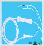 Lumen del tubo di plastica del grado medico singolo per l'infusione