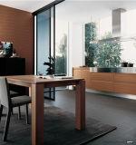 ヨーロッパ式の顧客用木製の食器棚