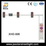 Indicatore luminoso di palo d'acciaio personalizzato del segnale stradale di disegno