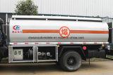 4X2 6 spinge 12000 litri di camion di autocisterna 12 tonnellate di camion del serbatoio di combustibile da vendere