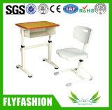 Escuela de mobiliario escolar con solo estudiante Escritorio y silla (SF-50A 2)