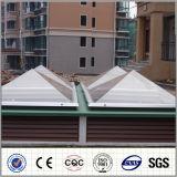 Hoja modificada para requisitos particulares hoja sólida de Sun de la bóveda del tragaluz del policarbonato