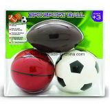 Футбол 3pack всепогодный, баскетбол, шарик миниого спорта установленный футбола