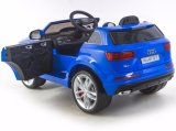 Самые лучшие продавая малыши продукта лицензировали езду на автомобиле Audi Q7