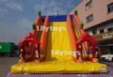 Diapositiva seca inflable de los cabritos/diapositiva de la gorila para la venta