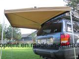 車のキャンプの日曜日の保護屋根の側面の日除けのテント