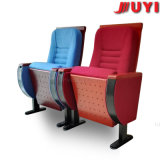 ISO Certificate VIP Fashion Design Concert Flesh Operated House Furniture Auditorium Flesh Wooden Outdoor Chair