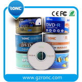 Lo spazio in bianco registrabile DVD-R di Ronc/OEM DVD comercia il disco all'ingrosso vuoto