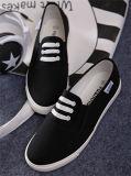 Clip en los zapatos ocasionales de las mujeres de la lona (YZ96)