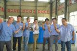 Guozhu Halb-Selbsthydraulischer Typ 2L Haustier-Flaschen-durchbrennenmaschine