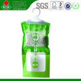湿気の吸収物のハングの香料入りの乾燥性があるワードローブの除湿器袋