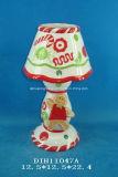 Suporte de vela cerâmico Hand-Painted de Tealight