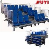 Aluminiumzuschauertribüne-teleskopische Zuschauertribünen des Hersteller-Jy-720 für Schule-Kursteilnehmer-Stuhl-Innengymnastik-Zuschauertribüne-einziehbare Haupttribüne-Zuschauertribünenim freienBleacher