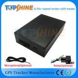 Inseguitore di GPS di comportamento del driver di video con il limitatore di velocità doppia