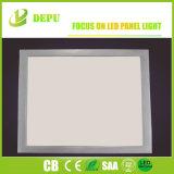 Iluminación del panel barata directa de la fábrica 60X60 cm LED para la aplicación casera del hotel