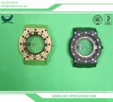 Componentes fazendo à máquina de reposição personalizados de alumínio do automóvel do CNC da precisão