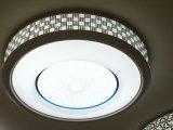 Metal Bl-507 con la iluminación blanca del techo de la cortina de lámpara del acrílico LED