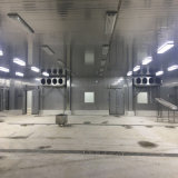 China Sonido con aislamiento Panel Sandwich PU rígido ignífugo
