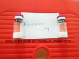 Hormona de esteroides anabólicos Hexarelina Acetato de 2 mg / vial Hexarelina con buena calidad