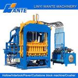 リンイーWanteの機械装置からの煉瓦作成機械を舗装するQt4-15具体的な空