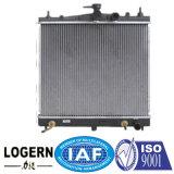 Radiateur en aluminium de l'automobile Ni-109 pour Nissans mars/Micra'02-04 Mt