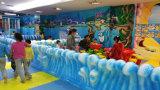Игрушки песка DIY движения таблицы индикации песка парка атракционов UFO Оборудовани-Кинетические воспитательные играя центр