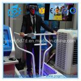 montagne russe Cinema di 9d Vr Vibration Cinema, di 9d Virtual Reality Standing e 9d parco di divertimenti Simulator
