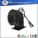 AC CentrifugaalVentilator van het Kanaal van de Enige Fase de Zij80W