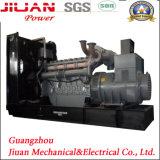 Groupe électrogène diesel des prix de vente de constructeur d'usine de Guangzhou 600kVA avec l'engine de Perkins