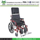 [ألومينوم لّوي] كرسيّ ذو عجلات يدويّة مع [س] ([كّو19])