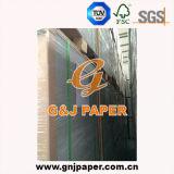 papier 230-500GSM triple avec le dos de blanc pour la vente en gros