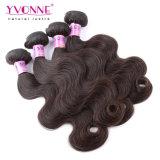 方法によって着色される毛のペルーの人間の毛髪の拡張