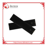 Cartão em branco da freqüência ultraelevada do branco RFID do PVC