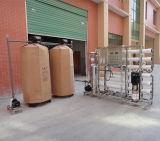 Pianta di filtro industriale dall'acqua del RO dell'acqua potabile di certificazione ISO9001