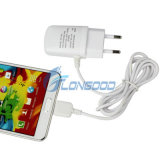 AC Power Adapter, Travel Wall Power Charger для EU Samsung Galaxy Note 3 N9000 N9005